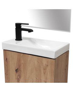 Vasque lave-mains 40x22 cm Blanc