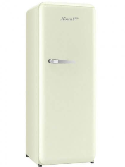 Réfrigérateur Pose libre VINTAGE - NOVAL 50's - 55cm - crême